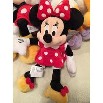 Mimi Mouse De Peluche Disney Store Original De 30cm