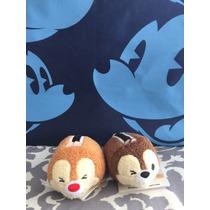 Tsum Tsum Mini Chip, Dale Disney Store Original 8 Cm