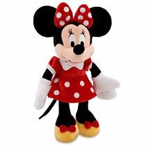 Peluche De Minnie Mouse Disney Store100% Nuevo Y Original