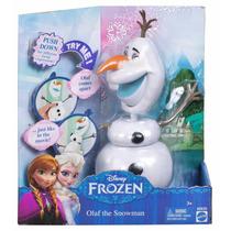 Disney Frozen Olaf, Muñeco De Nieve, Elsa Y Anna Amigo Nuevo