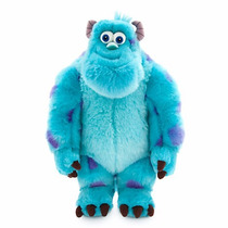 Sulley Monsters Inc Disney Store Juguete Peluche