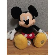 Mickey Mouse Peluche 45 Cm Disney Store Original