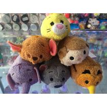 Tsum Tsum Cristopher Robin Y Sus Amigos D Disney Store.