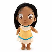 Pocahontas Bebe Disney Store Juguetes Peluche Importado
