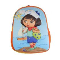 Mochila Dora La Exploradora 3d Original Kinder