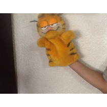 Títere De Garfield Original Mide 28 Cm Está De Colección