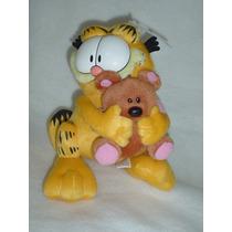 Garfield Con Pooky Originales Y Al Mejor Precio !!!