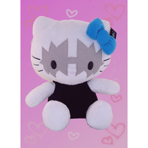 Hello Kitty Kiss Spaceman Grande Peluche Sanrio 30cm