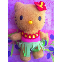Hello Kitty Hawaiiana De Peluche