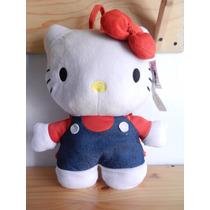 Hello Kitty Coleccion Mochila Sanrio 36cm