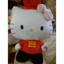 Peluche Kitty 100% Original Sanrio Nueva Grande 72 Cm !!!