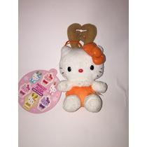 Peluche Colgante Mascota Navideño Xmas Kt Naranja