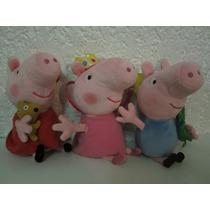 Peluche De Peppa Pig Son 100% Originales !!!!!
