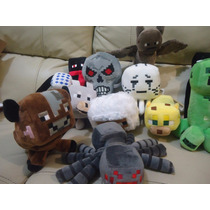 Minecraft Peluches