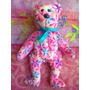 Ty Beanie Babies Peluche De Osito Rosa Exotico