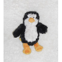 Build A Bear! Peluche De Pinguino, Mide 20cm!!