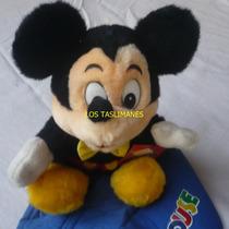 Mickey Con Cubierta Para Caja De Toallas Faciales
