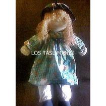 Muñeca De Trapo Gigante 108 Centimetros