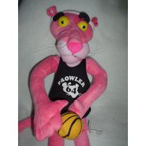Pantera Rosa De Basketball De 67cms Original Nueva