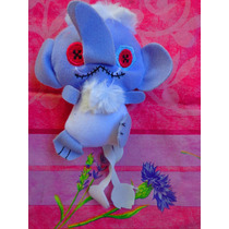 Peluche De Mascota De Elefante De Monster High Abbey Bominab