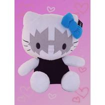 Hello Kitty Kiss Spaceman Grande Peluche Sanrio 30cm