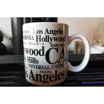 Taza Los Angeles California By Jay Joshua Souvenir Cafeteria