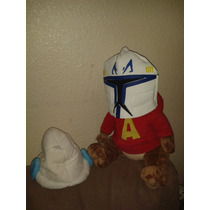 Star Wars Build-a-bear Alvin Ardilla Peluche/31 Cm./workshop