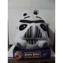 Dr.veneno Peluche Angry Bird Star Wars Stormtrooper 23 Cm