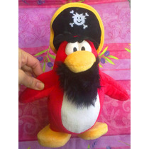 Club Pinguino Peluche Pinguino Vestido De Pirata Disneyland