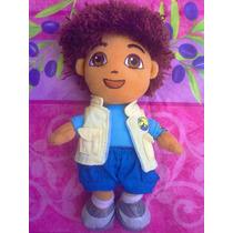 Dora La Exploradora Peluche De Diego