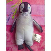 Happy Feet 2 Peluche De Pinguino Bebe De Burguer King