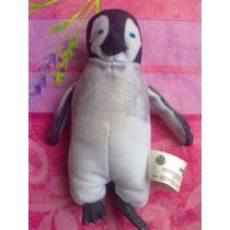 Happy Feet 2 Peluche De Pinguino Bebe De Burguer King