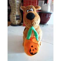 Peluche Scoobie Doo Halloween Ty Beanie Babies Juguete Perro