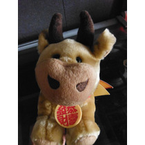 Peluche Year Of The Ox Chinese Calendar By Wells Fargo Luck