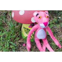 Peluche La Pantera Rosa , Pink Panther 32cm