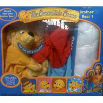 The Berenstain Bears Peluche Hijo Oso Serie De Television