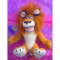 Ty Beanie Babies Madagascar Peluche De Leon Alex