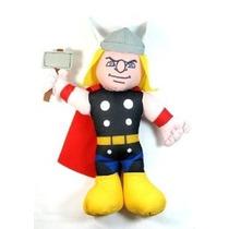 Thor Peluche Marvel Super Hero Squad Avengers