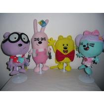 Wubbzy Serie Con 4 Personajes $ 1,200.00