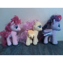 Set De 3 Ponys My Little Pony