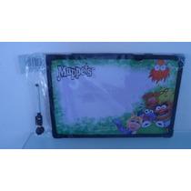 Muppets - Juego De Memoria, Rompecabezas, Pizarron