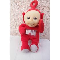 Peluche Teletubbies Red Rojo Programa Infantil Television