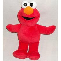 Peluche De Elmo De Plaza Sesamo 25 Cms Toys Froy Rm4