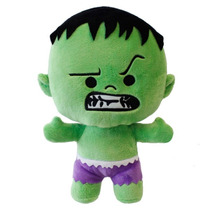 Peluche Hulk Avengers Assemble Marvel Original 8