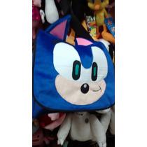 Sonic Mochila
