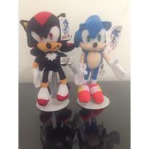 Sonic Negro Y Azul $490.00 Paga Mismo Dia Envio Gratis