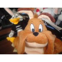 Peluche Bulldog Marc Anthony Looney Toons 25cm Warner Bros