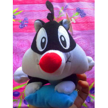 Looney Tunes Peluche De Silvestre Bebe