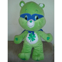 Osito Cariñosito Care Bears Color Verde / 45 Cm. /2009 Nanco