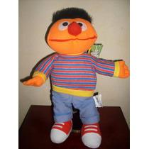 Enrique 37 Cms Plaza Sesamo $350.00 Original Css